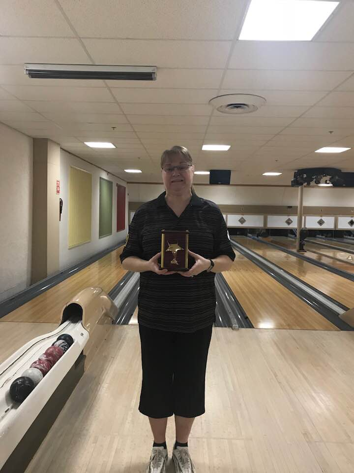 2018 Johnson Lanes Winner Connie Ward